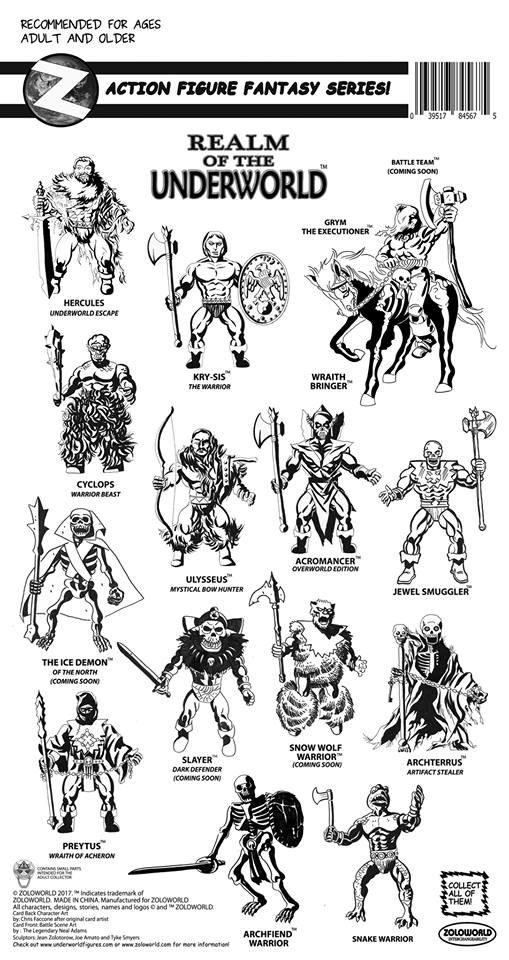 Realm of the underworld-grym the executioner