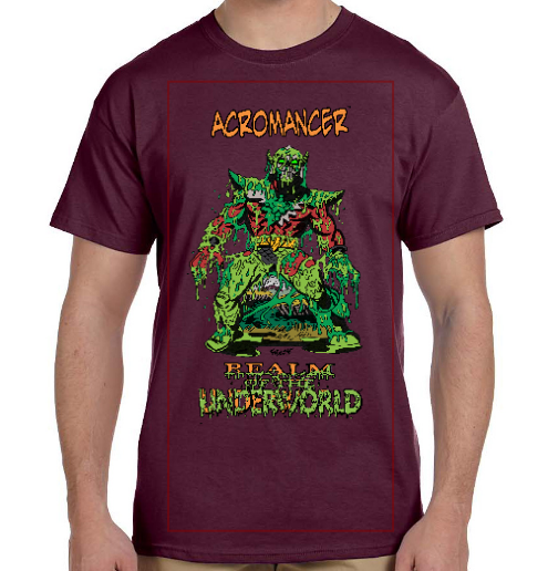 Realm Of the Underworld Slimed Acromancer - Faccone - Click Image to Close