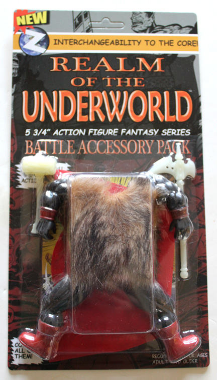 ROTU WAVE 2 Action Figure Interchangeable Battle Accessory Pack - Click Image to Close