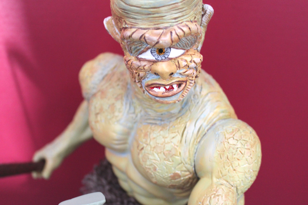 "REALM OF THE UNDERWORLD 16"" GIANT CYCLOPS"