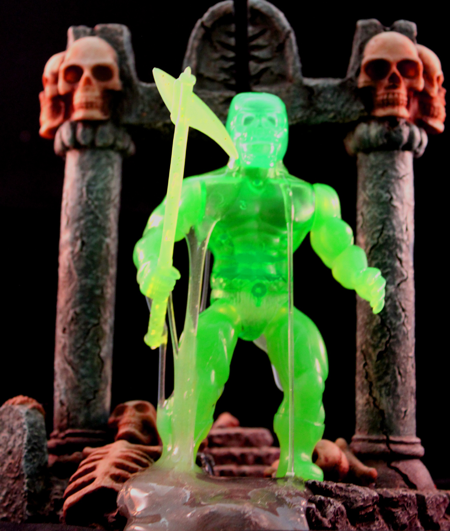 ROTU SLIMED DRONES NYCC 5 Figure SET