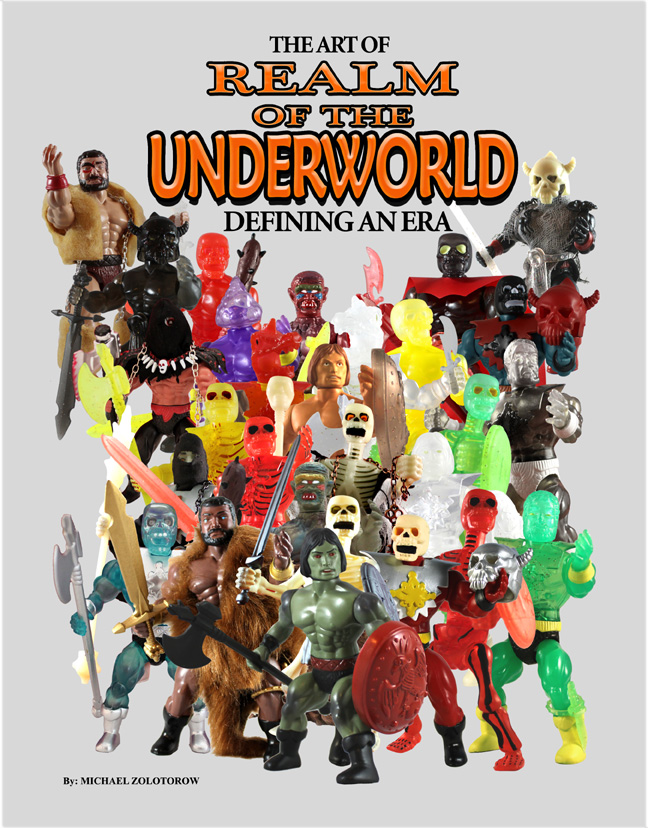 The Art Of Realm Of The Underworld Defining An Era Pre-Order