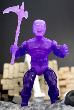 Swamp Drone Purple Specter Slime Drones Action Figure