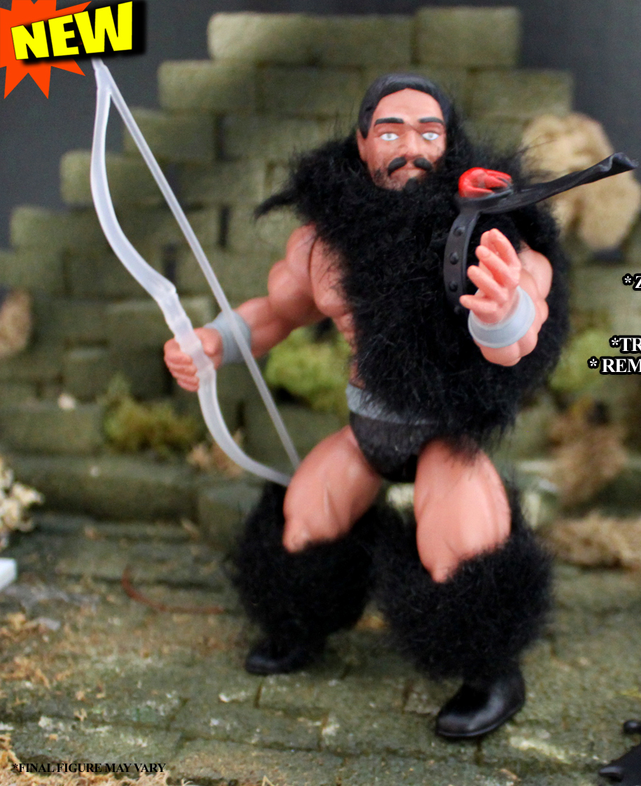 Ulysseus (Mystical Bow Hunter) Action Figure
